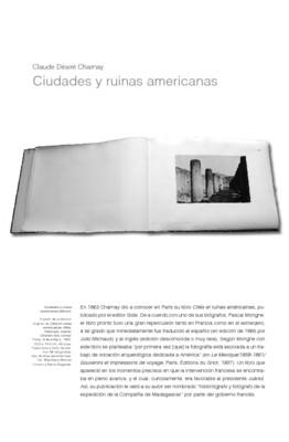 Ciudades y ruinas americanas