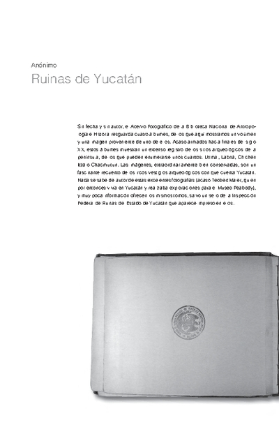 Ruinas de Yucatán