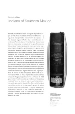 Indians of Southern Mexico
