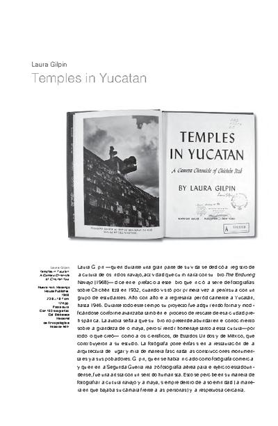 Temples in Yucatan