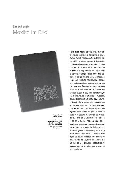 Mexiko im Bild