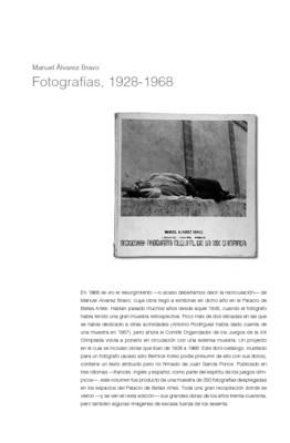 Fotografías, 1928-1968