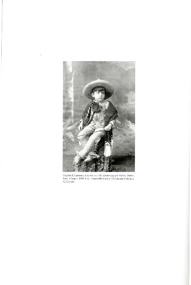 Charles Fletcher Lummis en Chihuahua