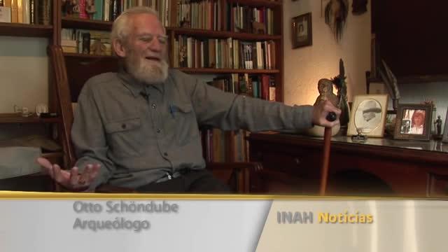 Otto Schöndube recibe homenaje ARPAFIL