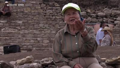 Nueva Zona Arqueológica  Tehuacán y museo de sitio