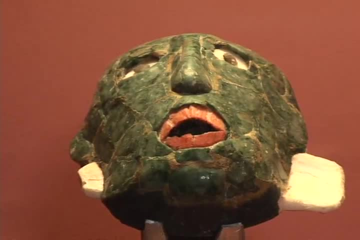Museo de Sitio de Palenque