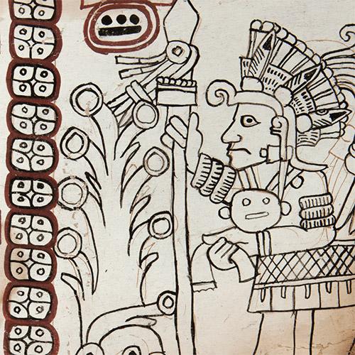 Códice Maya de México, antes Grolier