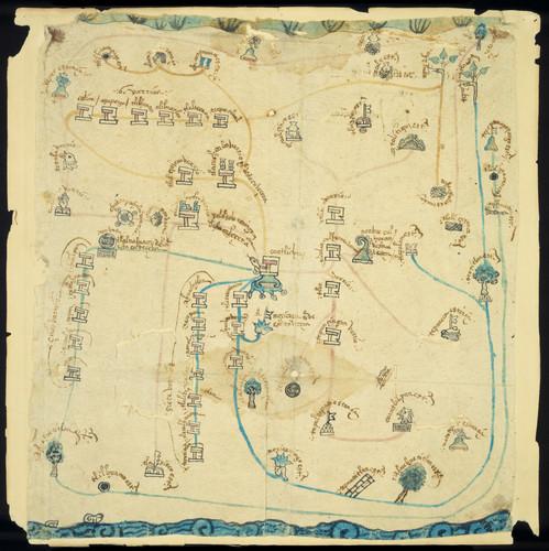 Mapa de Coatlinchan