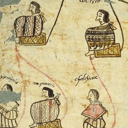 Genealogía de Cotitzin y Zozahuic