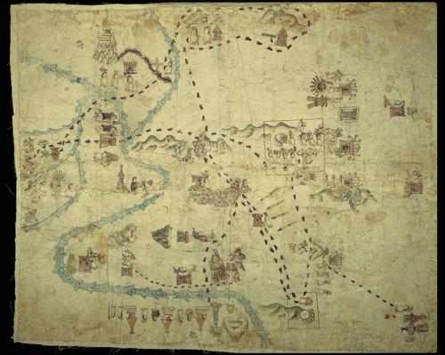 Mapa de Cuauhtinchan no. 3