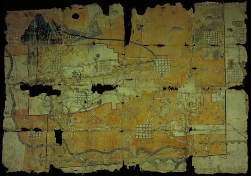 Mapa de Cuauhtinchan no. 4