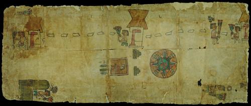 Códice de Huamantla 1er fragmento