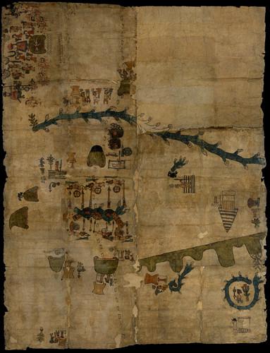 Códice de Huamantla 2do fragmento