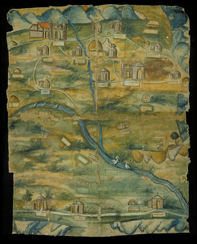 Mapa de Lachiyoo