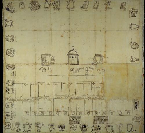 Códice Mixteco post-cortesiano no. 36