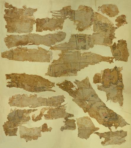 Códice topográfico fragmentado