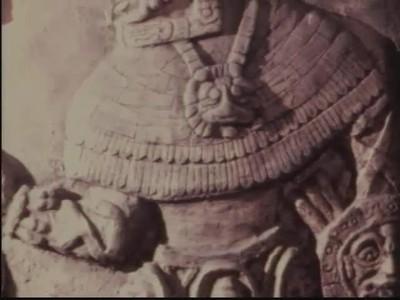 Alberto Ruz. Descubrimiento de la Tumba del Rey Pakal