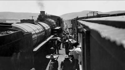 Una idea que Viaja en Ferrocarril...