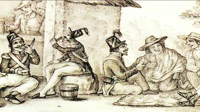 Una sociedad llena de preguntas. Nueva España, albores del siglo XIX