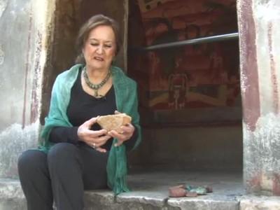 Rina Lazo, la lección de la mirada