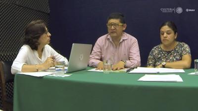 Antropólogos españoles exiliados en México