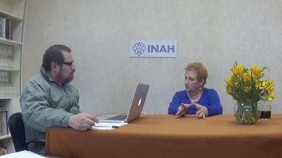 Carmen Chacón, Maestra y Antropóloga
