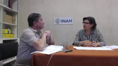 Bitácora de viaje, trabajos en el extranjero de investigadores del INAH