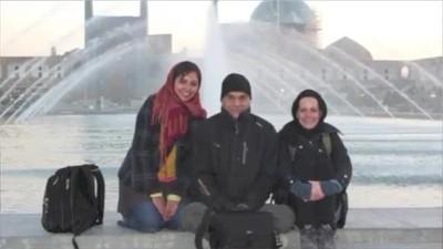 Viaje al interior de Irán