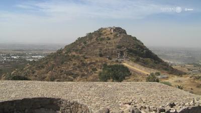 Tezcutzingo: arquitectura del paisaje prehispánico
