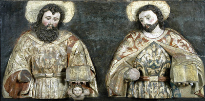 San Mateo y san Lucas