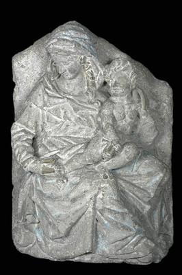 Virgen María con Niño Jesús