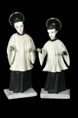 Santos novicios jesuitas
