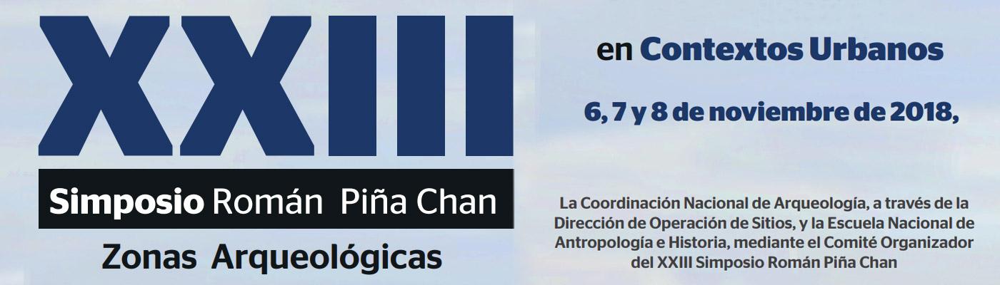 XXIII Simposio Román Piña Chan