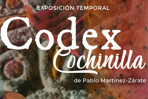 Codex. Cochinilla de Pablo Martínez-Zárate