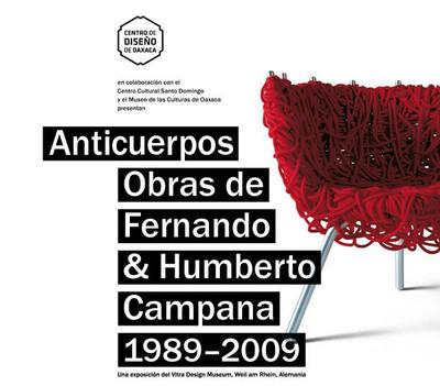 Anticuerpos. Obras de Fernando & Humberto Campana 1989-2009