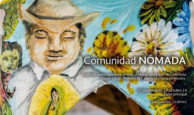 Comunidad nómada. Tradición Contemporánea: Jóvenes y Fiestas Patronales de Cadereyta