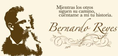 Mientras los otros siguen su camino, Bernardo Reyes cuéntame a mí tu historia