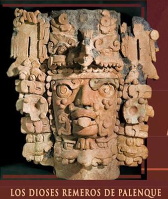 Los dioses remeros en los portaincensarios de Palenque