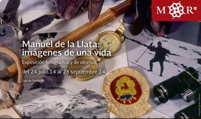 Manuel de la Llata: imágenes de una vida