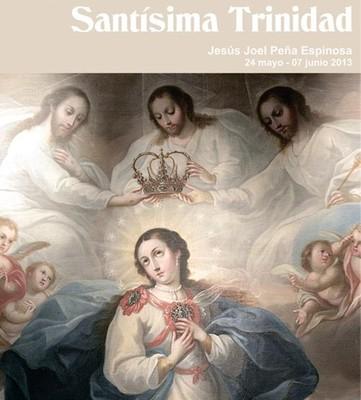 Exposición de Calendario Litúrgico: Santísima Trinidad