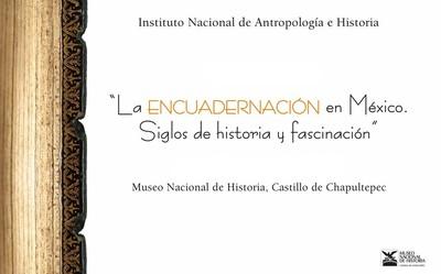 La encuadernación en México. Siglos de historia y fascinación