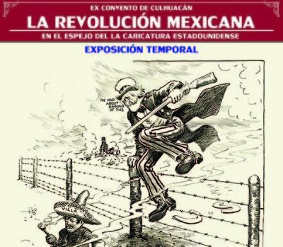 La Revolución Mexicana a través de la caricatura estadounidense