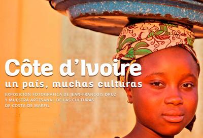 Côte d'Ivoire: un país, muchas culturas.