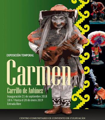 Carmen Carrillo de Antúnez