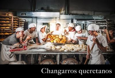 Changarros queretanos de Rubén Mejía
