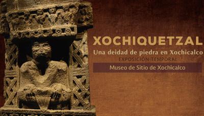 Xochiquetzal. Una deidad de piedra en Xochicalco.