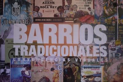 Barrios tradiconales. Convergencias visuales