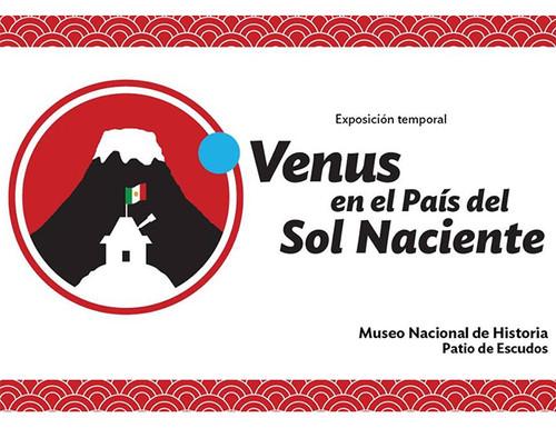 Venus en el país del Sol Naciente