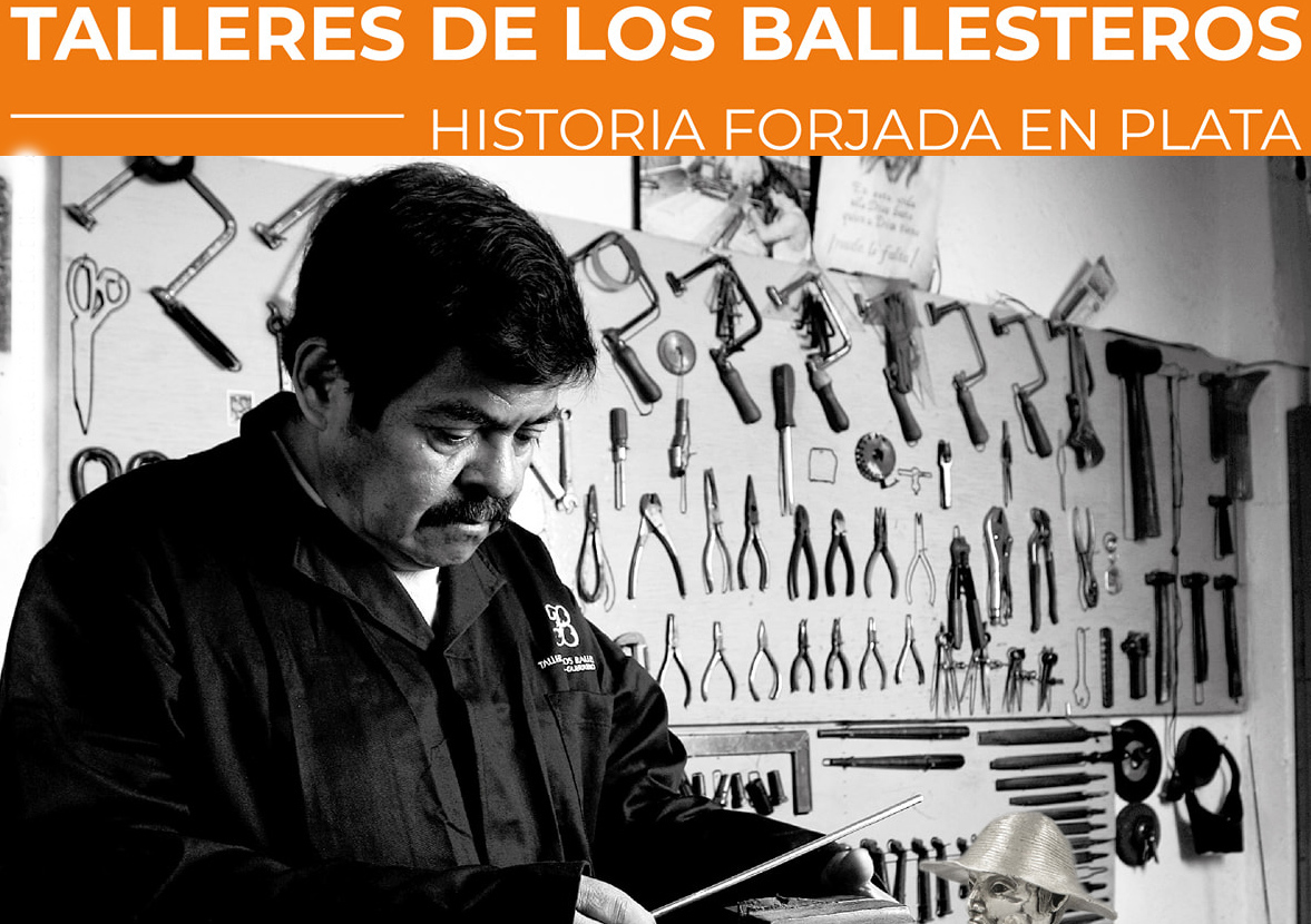 Talleres de los Ballesteros. Historia forjada en plata