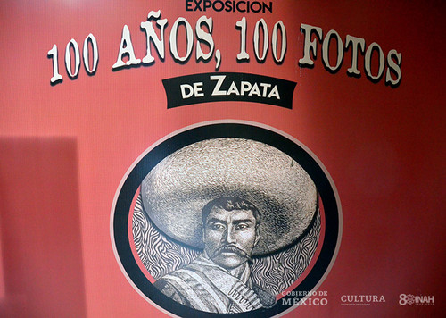Emiliano Zapata: 100 años, 100 fotos